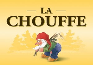 La Chouffe Beer Big Gun Burger Craft Beer List Micro Brew