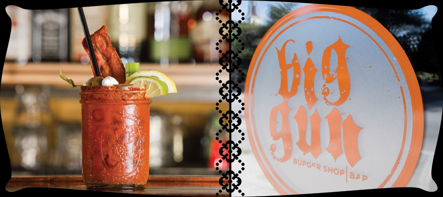 Sunday Funday Happy Hour Bloody Mary Deals