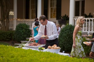 Corporate Event Catering Charleston
