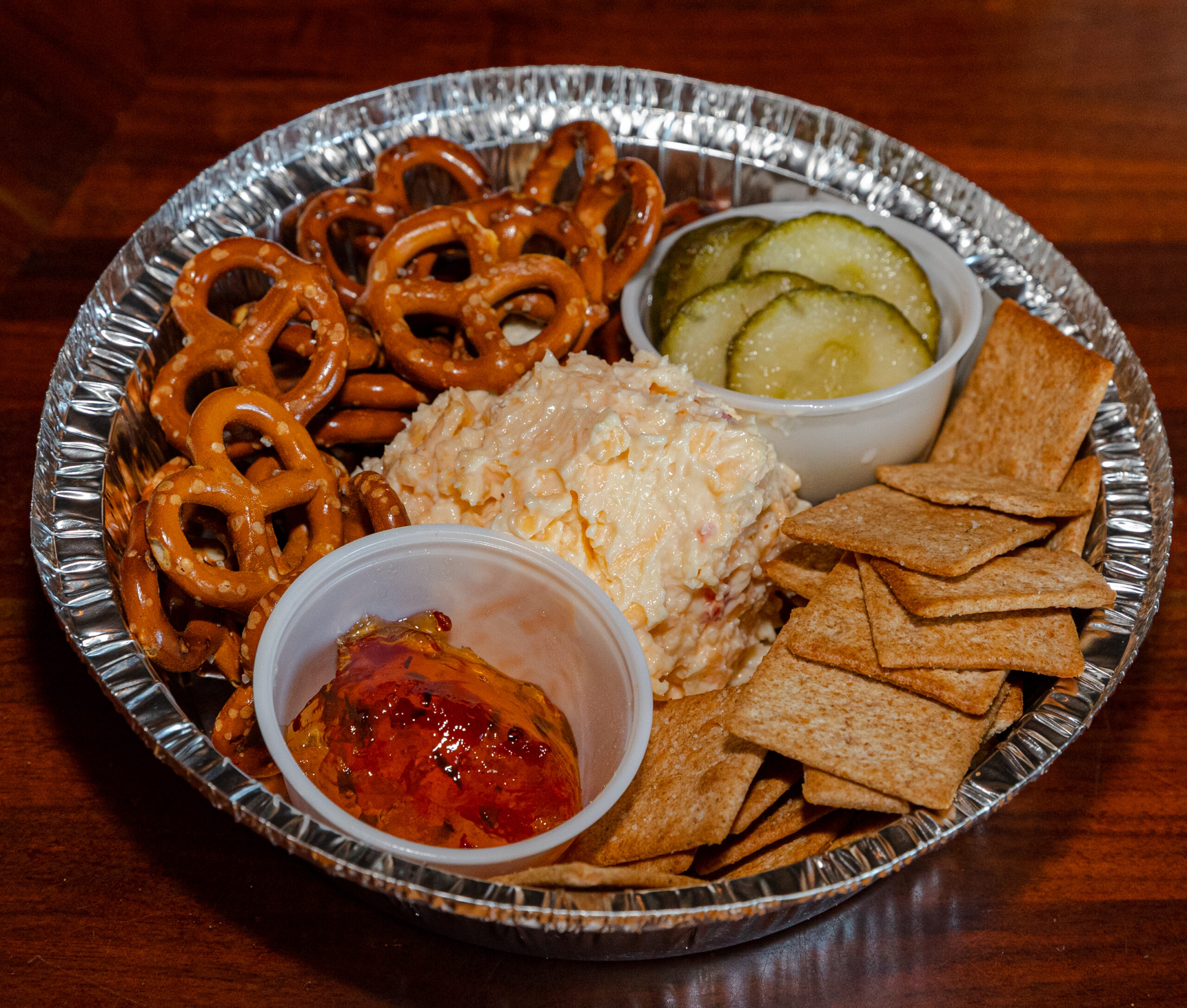 Pimento Cheese Plate
